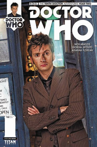 Doctor Who 10th Year Two (2015) #16 (Cover B Photo)