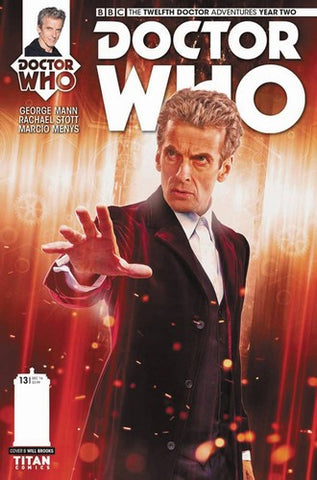Doctor Who 12th Year 2 (2015) #13 (Cover B Photo)