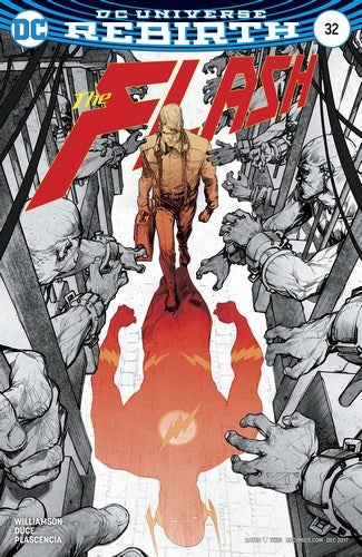 Flash (2016) #32 (Variant)