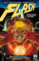 Flash TP Volume 4 (Running Scared (Rebirth))