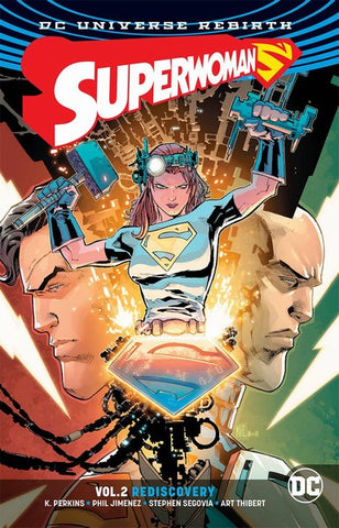 Superwoman TP Volume 2 (Rediscovery (Rebirth))