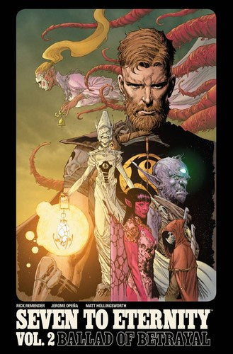 Seven to Eternity TP Volume 2