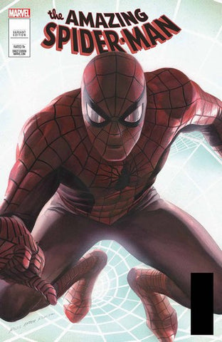 Amazing Spider-Man (2017) #789 (Alex Ross Lh Var Legacy)