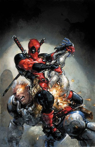Despicable Deadpool (2017) #287 (1:25 Crain Promo Var Legacy)