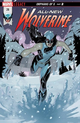 All New Wolverine (2015) #26 (Legacy)