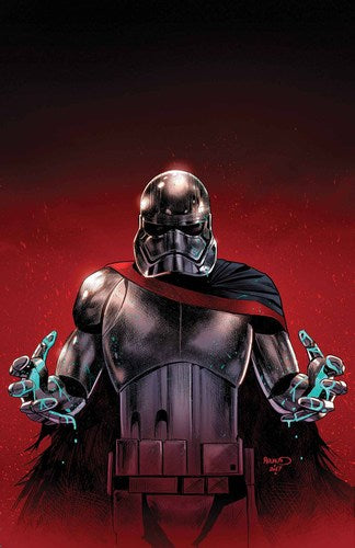 Journey to Star Wars The Last Jedi Captain Phasma (2017) #4