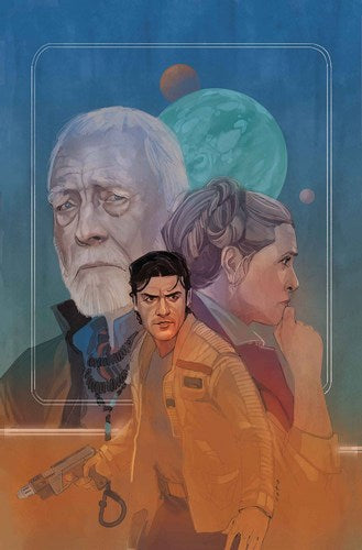 Star Wars Poe Dameron (2016) #20