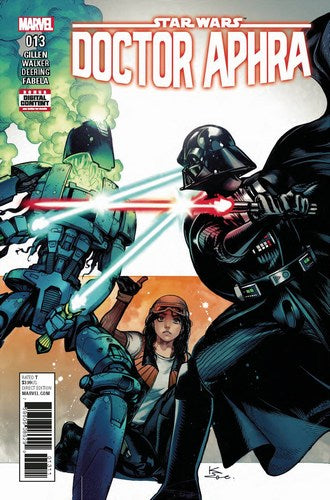 Star Wars Doctor Aphra (2016) #13