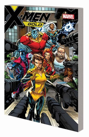 X-Men Gold TP Volume 2 (Evil Empires)