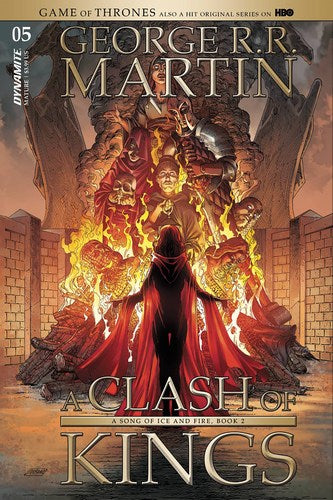 Game of Thrones Clash of Kings (2017) #5 (Cover A Miller)