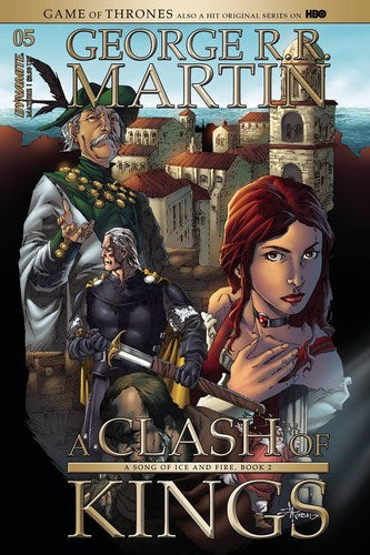 Game of Thrones Clash of Kings (2017) #5 (Cover B Rubi)