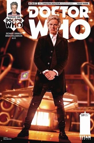 Doctor Who 12th Year Three (2017) #9 (Cover B Photo)