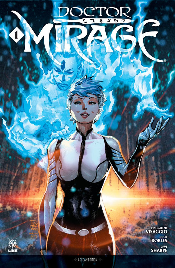 Doctor Mirage (2019) #1 (Retailer Summit Ashcan Variant)