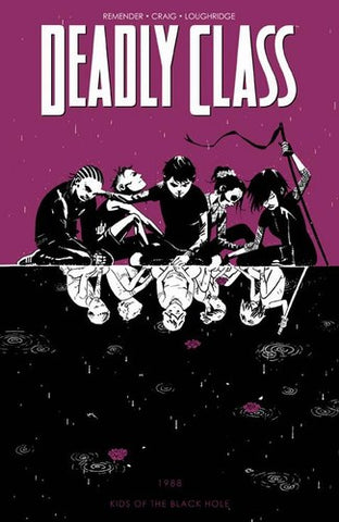 Deadly Class TP Volume 2 (Kids of the Black Hole)