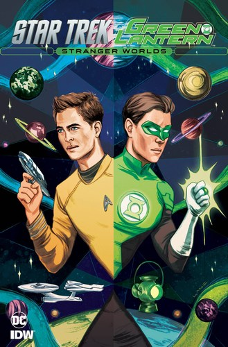 Star Trek Green Lantern Volume 2 (2016) #3 (Subscription Variant)