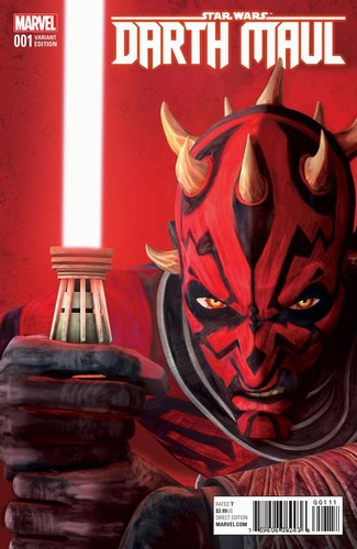 Darth Maul (2017) #1 (1:10 Animation Variant)