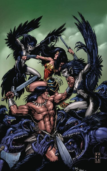 Wonder Woman Conan (2017) #6