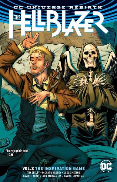 Hellblazer TP Volume 3 (The Inspiration Game Rebirth)