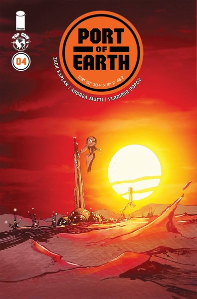 Port of Earth (2017) #4