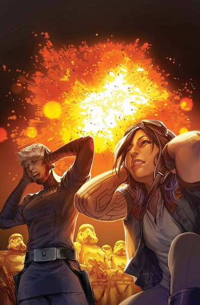 Star Wars Doctor Aphra (2016) #17