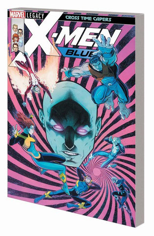 X-Men Blue TP Volume 3 (Cross Time Capers)