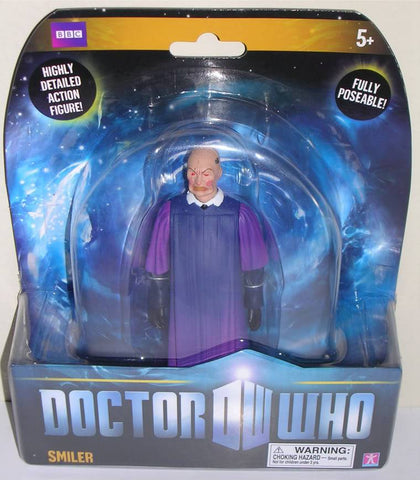 Doctor Who Smilers Action Figure (Normal Head)