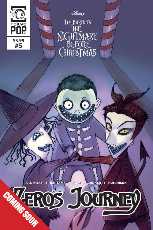 Nightmare Before Christmas Zeros Journey (2018) #5