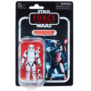 Star Wars Vintage 3.75-Inch First Order Stormtrooper Action Figure