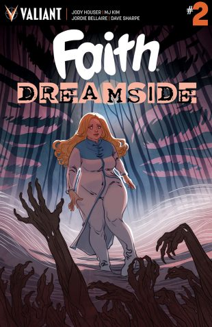 Faith Dreamside (2018) #2 (Pre-Order Edition)