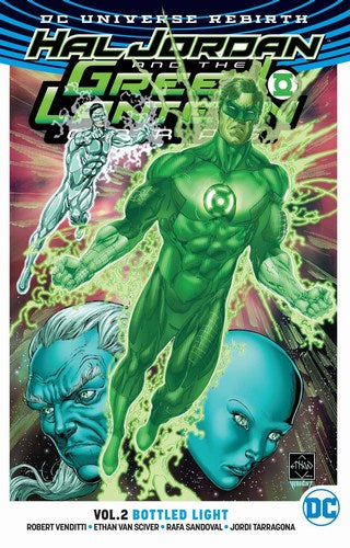 Hal Jordan & Green Lantern Corps TP Volume 2 (Bottled Light (Rebirth))