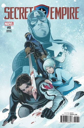 Secret Empire (2017) #0 (Torque B Variant)