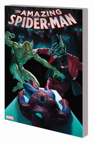 Amazing Spider-Man TP Volume 5 (Worldwide)