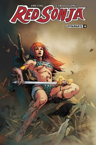 Red Sonja (2016) #4 (Cover E Rubi Exc Subscription Variant)