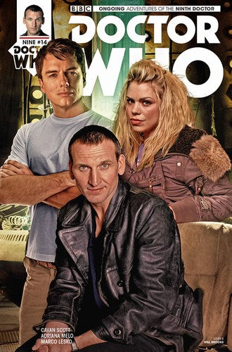 Doctor Who 9th (2016) #14 (Cover B Photo)