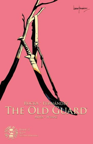 Old Guard (2017) #2 (2nd Print)
