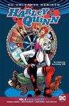 Harley Quinn TP Volume 5 (Vote Harley Rebirth)