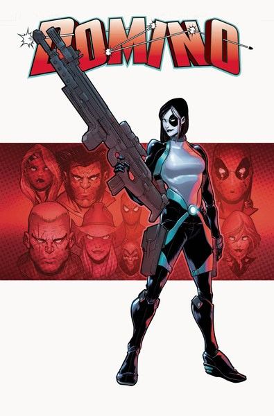 Domino (2018) #1 (1:25 Baldeon Var)