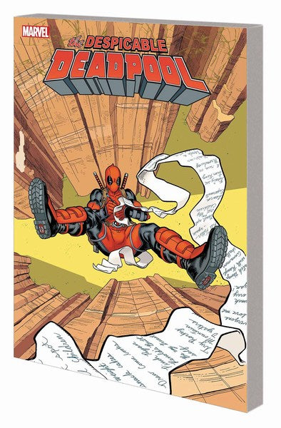 Despicable Deadpool TP Volume 2 (Bucket List)