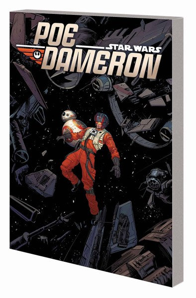 Star Wars Poe Dameron TP Volume 4 (Legend Found)