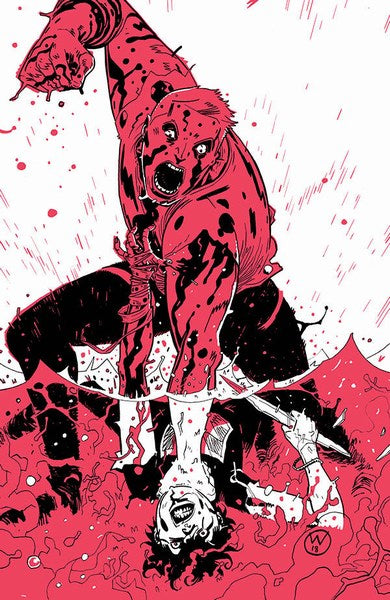 Deadly Class (2014) #34 (Cover C Virgin)