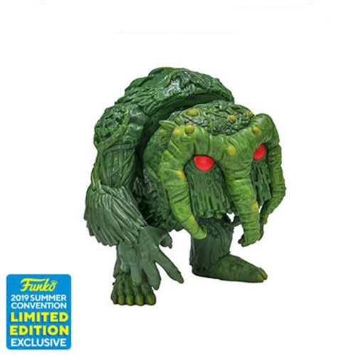Pop Man-Thing SDCC 2019 Exclusive Vinyl Figure