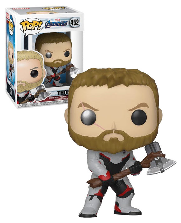 Pop Marvel Avengers Endgame Thor Vinyl Figure