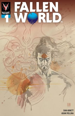 Fallen World (2019) #1 (COVER D PRE_ORDER EDITION)