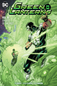 Green Lanterns TP #8 (GHOSTS OF THE PAST)