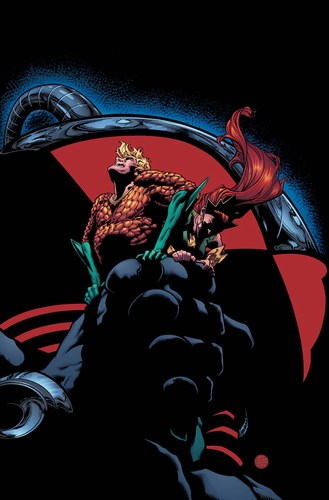 Aquaman TP Volume 2 (Black Manta Rising (Rebirth))