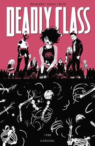 Deadly Class TP Volume 5 (Carousel)
