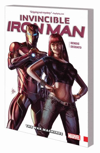 Invincible Iron Man TP Volume 2 (War Machines)