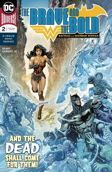 Brave & The Bold Batman & Wonder Woman (2018) #2