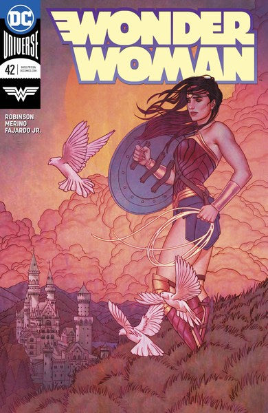 Wonder Woman (2016) #42 (Variant Edition)