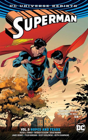 Superman TP Volume 5 (Hopes And Fears Rebirth)